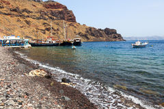 Thirasia Island Santorini Greece Europe Royalty Free Stock Image