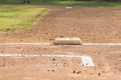 Third Base Stock Photography