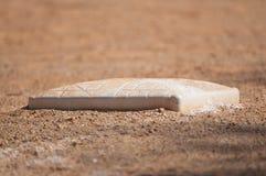 Third base Stock Image