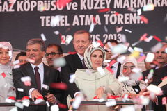 Third Bosphorus Bridge Royalty Free Stock Image