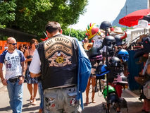 Third edition of Swiss Harley days Stock Images