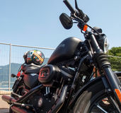 Third edition of Swiss Harley days Royalty Free Stock Photo