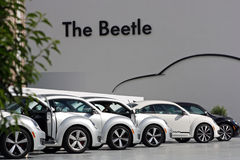 Third-generation VW Beetle stock image