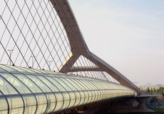 Third Millennium Bridge Royalty Free Stock Images