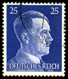 Third Reich stamp Stock Photo