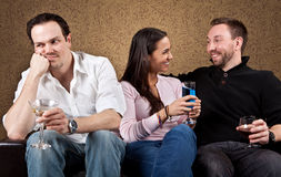 Third Wheel Stock Photography