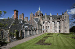 Thirlestane Castle - Scotland Stock Photos