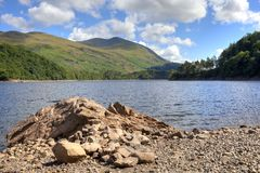 Thirlmere, Cumbria Royalty Free Stock Photography