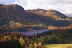 Thirlmere, English Lake District royalty free stock image