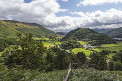 Thirlmere Landscape Royalty Free Stock Photo