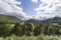 Thirlmere Landscape Royalty Free Stock Photography
