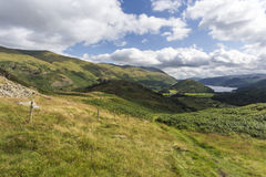 Thirlmere Landscape Stock Image