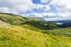 Thirlmere Landscape Royalty Free Stock Image