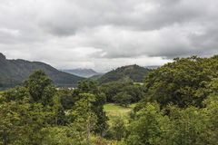 Thirlmere Landscape Stock Photo