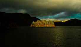 Thirlmere Reservoir Royalty Free Stock Photography