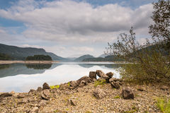 Thirlmere still waters Royalty Free Stock Photo