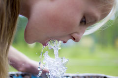 Thirst Royalty Free Stock Images