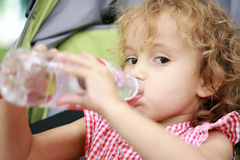 Thirst. Royalty Free Stock Images