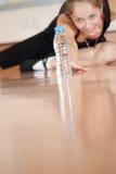 Thirst athlete Stock Photography