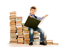 Thirst for knowledge Stock Images