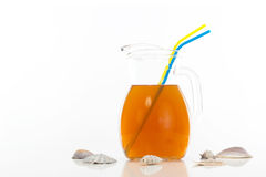 A thirst quencher. How about a thirst quencher Stock Images