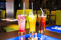 Thirst Quenchers Royalty Free Stock Image