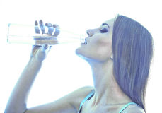 The thirst Stock Photography