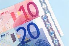 Thirty euro Royalty Free Stock Photos