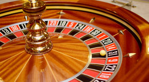 Thirty one roulette Stock Image