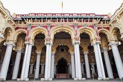 Thirumalai Nayak Palace Stock Image