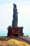 Thiruvalluvar statue Stock Photography
