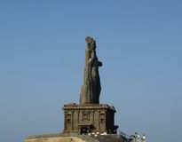 Thiruvalluvar statue, Kanyakumari, Tamilnadu, India Royalty Free Stock Images