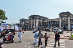 Thiruvananthapuram Central railway station Stock Photography