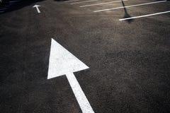 This Way Stock Image