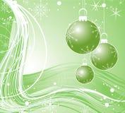 Thème de Noël Photo stock