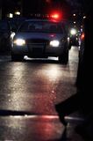 Thème de police Image stock