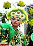 Thème vert Image stock