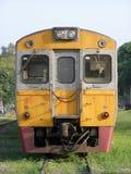 THN柴油铁路车没有1112 免版税库存照片