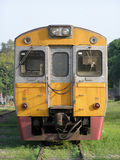 THN-Diesel Railcar nr 1112 Royalty-vrije Stock Foto