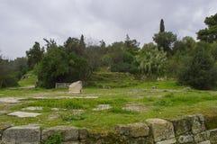 Tholos, Ateny Fotografia Royalty Free