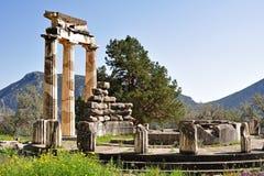 Tholos of Athena Pronoia Stock Image