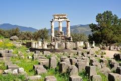 Tholos of Athena Pronoia Royalty Free Stock Photo
