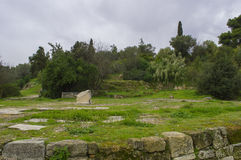 Tholos, Athens Royalty Free Stock Photography