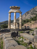 Tholos, Delphi, Griekenland Royalty-vrije Stock Afbeelding