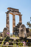 The Tholos-Temple in Delphi Royalty Free Stock Image