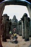thom Камбоджи angkor Стоковое Изображение RF