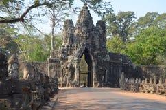 thom строба angkor южное Стоковая Фотография