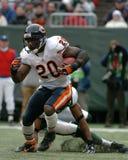 Thomas Τζόουνς, Chicago Bears Στοκ εικόνες με δικαίωμα ελεύθερης χρήσης