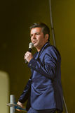Thomas Anders sings Stock Image