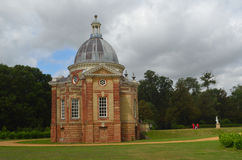 Thomas Archer Pavillion at Wrest Park Stock Photos